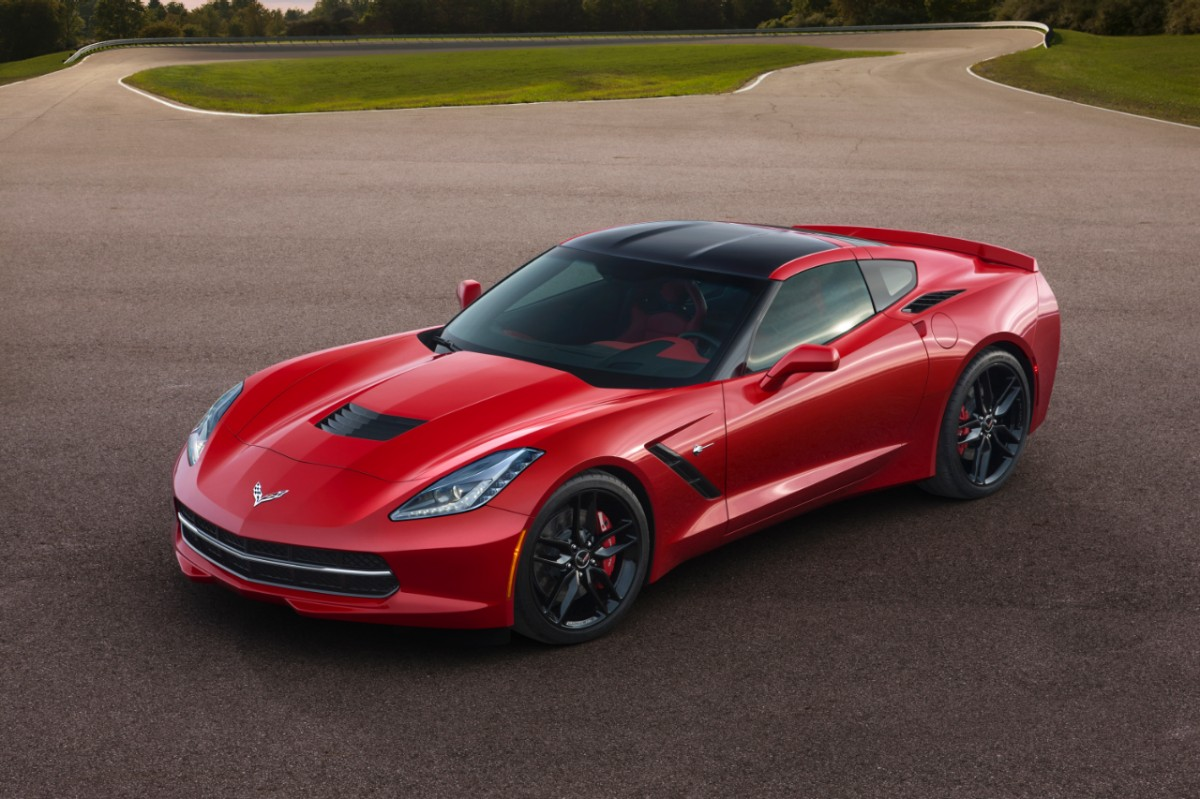 Chevrolet corvette 2014 photo - 3