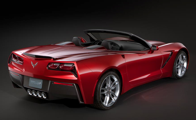 Chevrolet corvette 2015 photo - 1