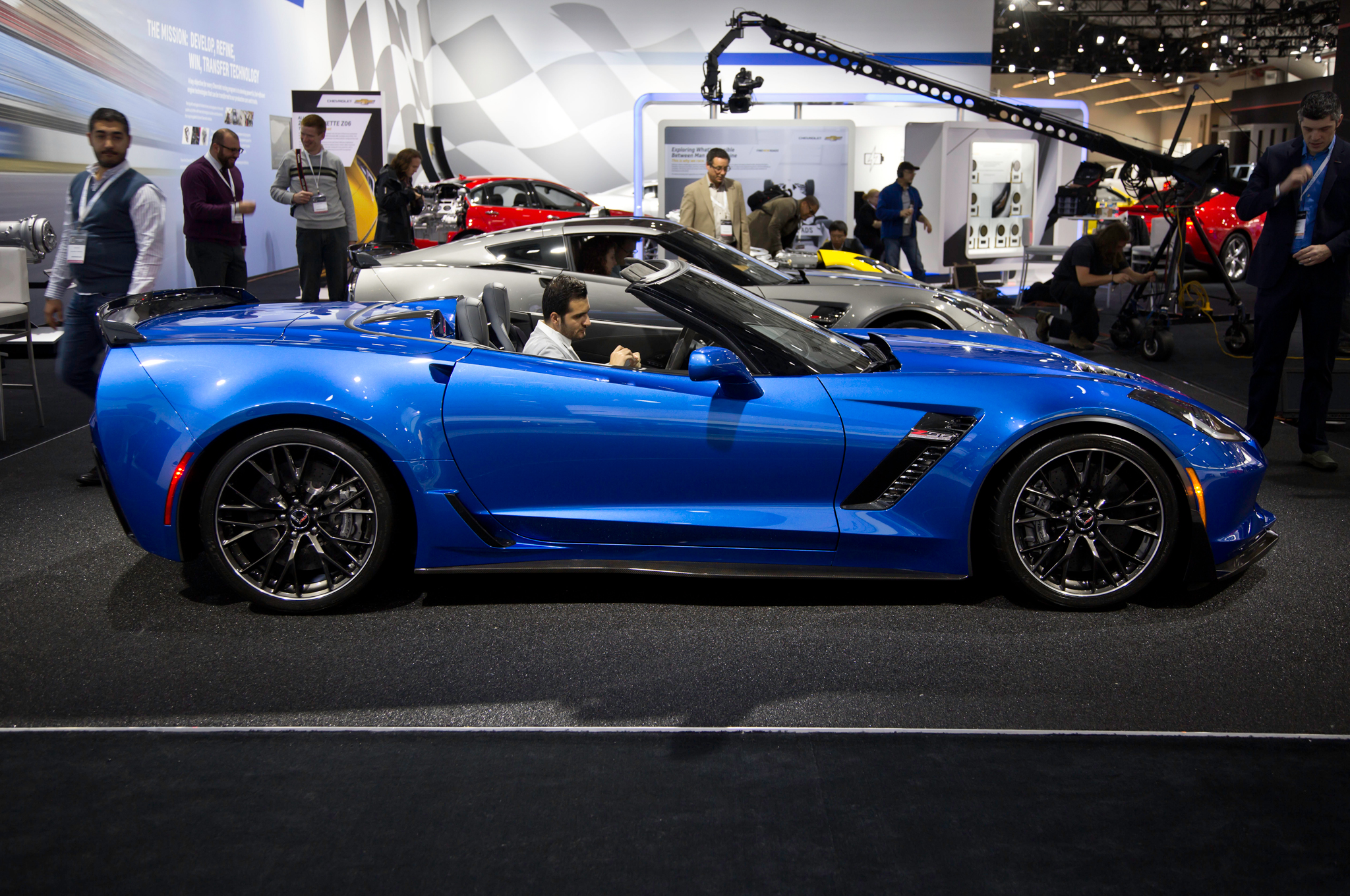 Chevrolet corvette 2015 photo - 4