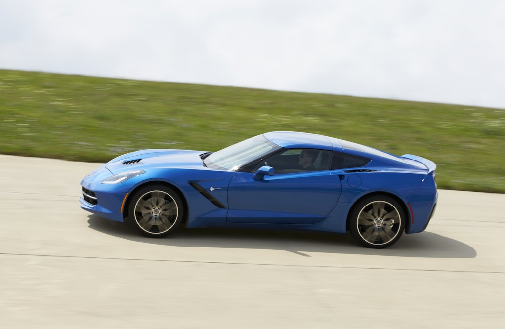 Chevrolet corvette 2015 photo - 5