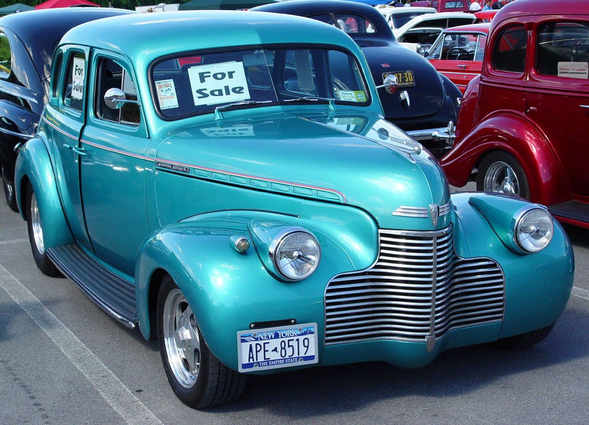 Chevrolet Coupe 1940