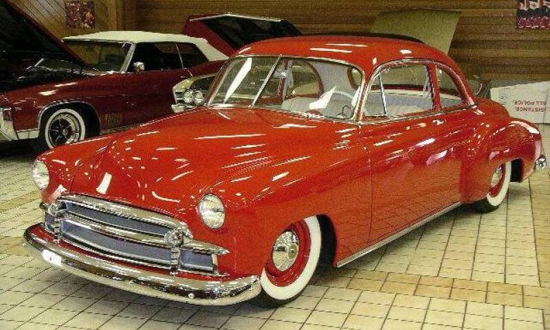 Chevrolet Coupe 1950 photo - 3