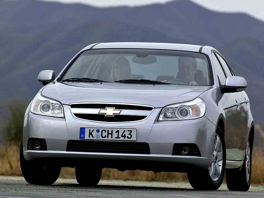 Chevrolet epica 2009 photo - 3