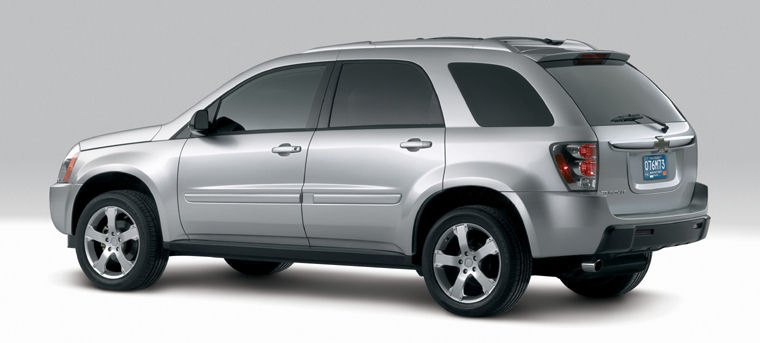 Chevrolet equinox 2006 photo - 1
