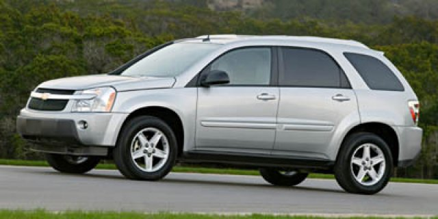 Chevrolet equinox 2006 photo - 2
