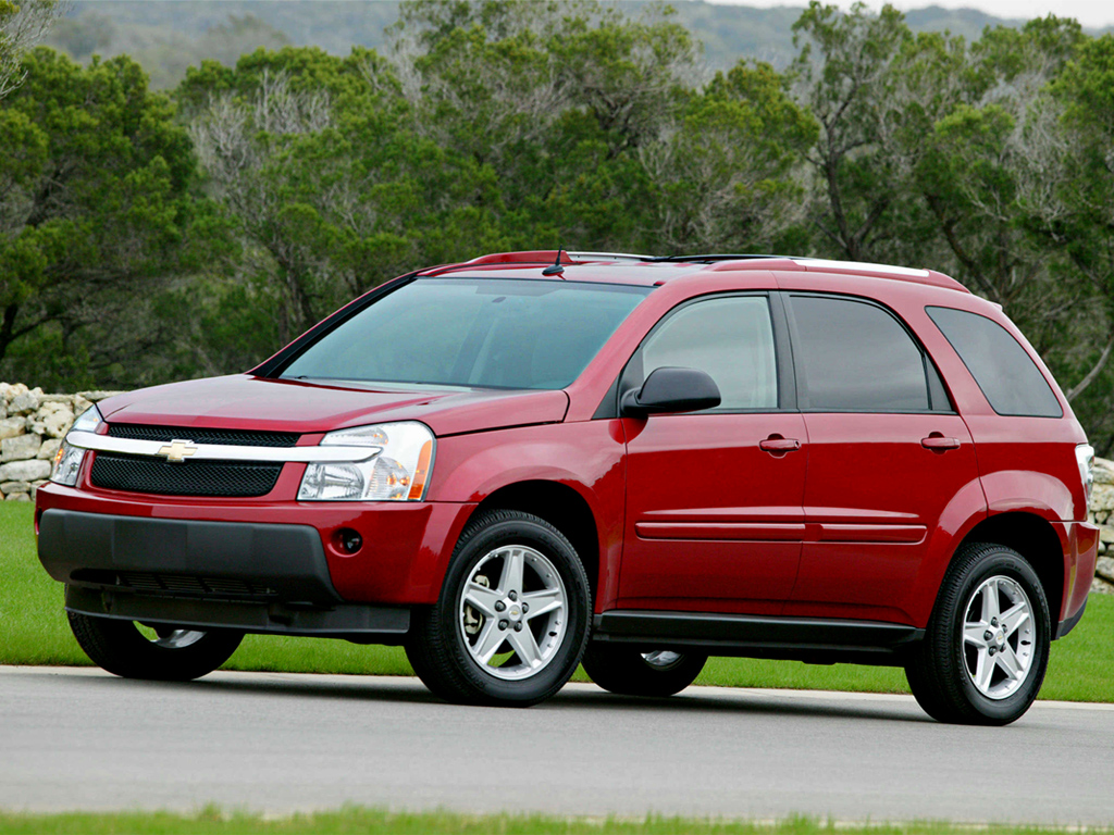 Chevrolet equinox 2006 photo - 3