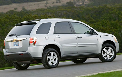 Chevrolet equinox 2007 photo - 2