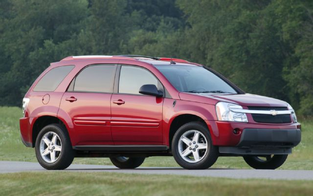 Chevrolet equinox 2007 photo - 3