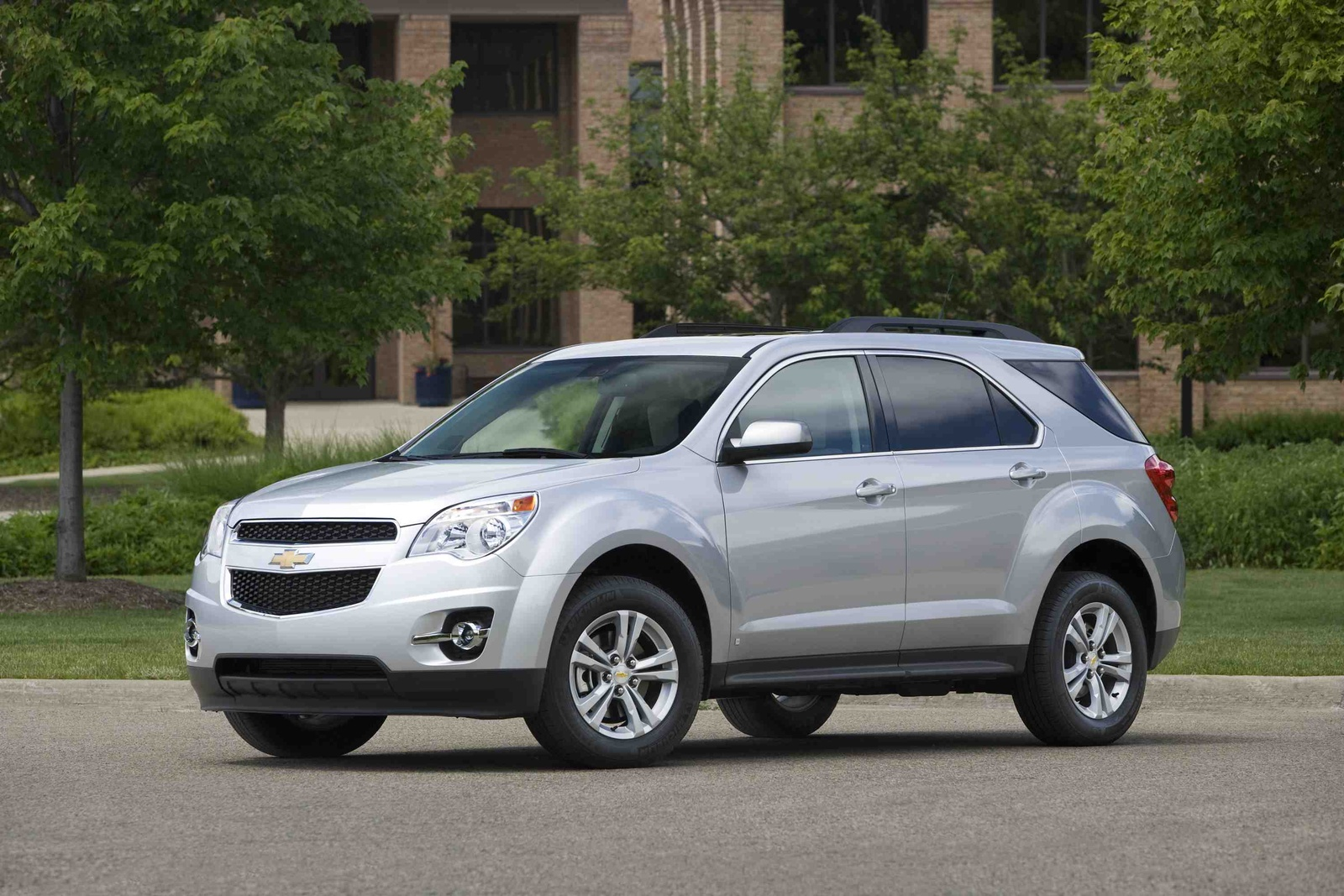 Chevrolet equinox 2010 photo - 2
