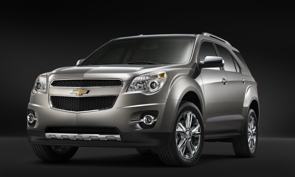 Chevrolet equinox 2010 photo - 3