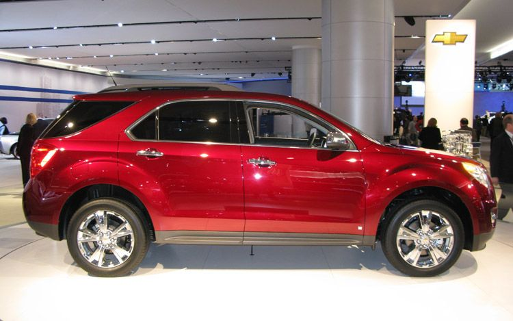 Chevrolet equinox 2010 photo - 4