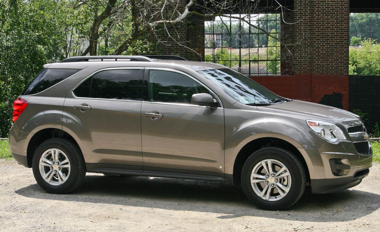 Chevrolet equinox 2010 photo - 6