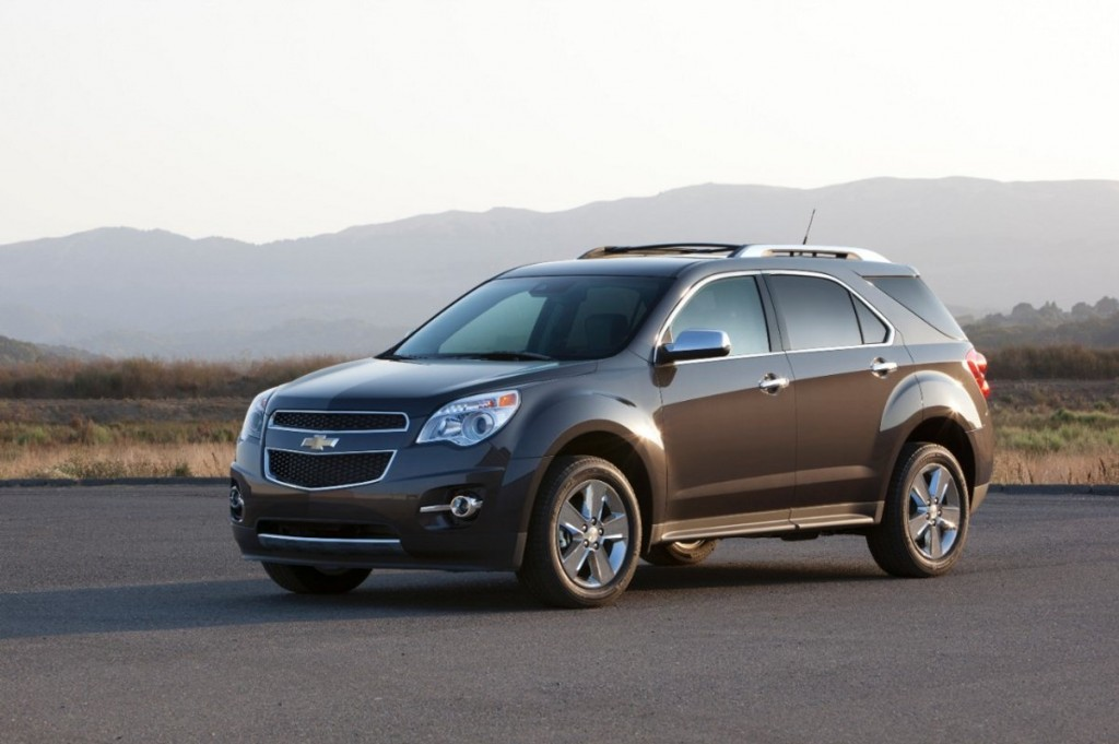 Chevrolet equinox 2014 photo - 1