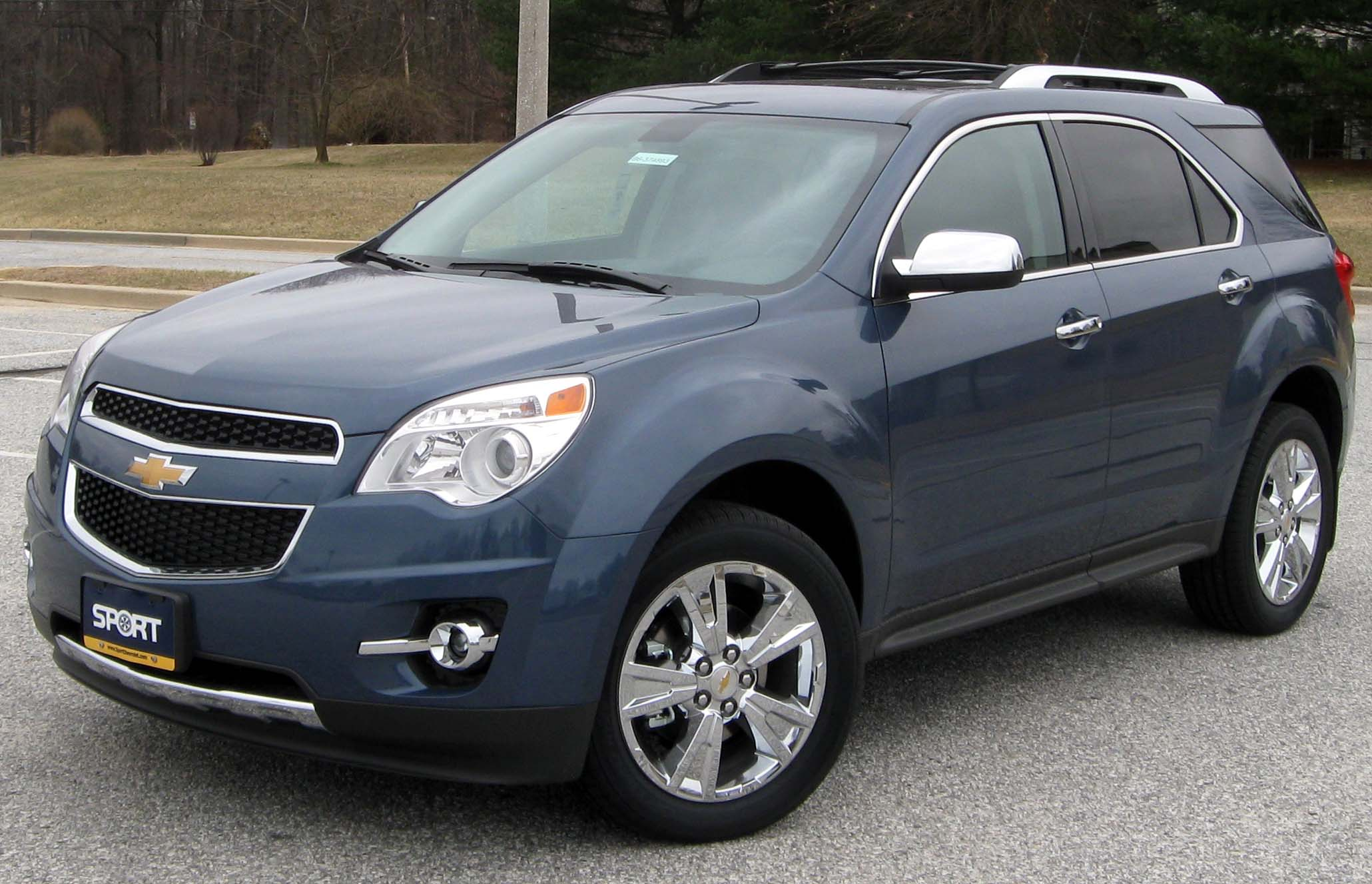 Chevrolet equinox 2014 photo - 3