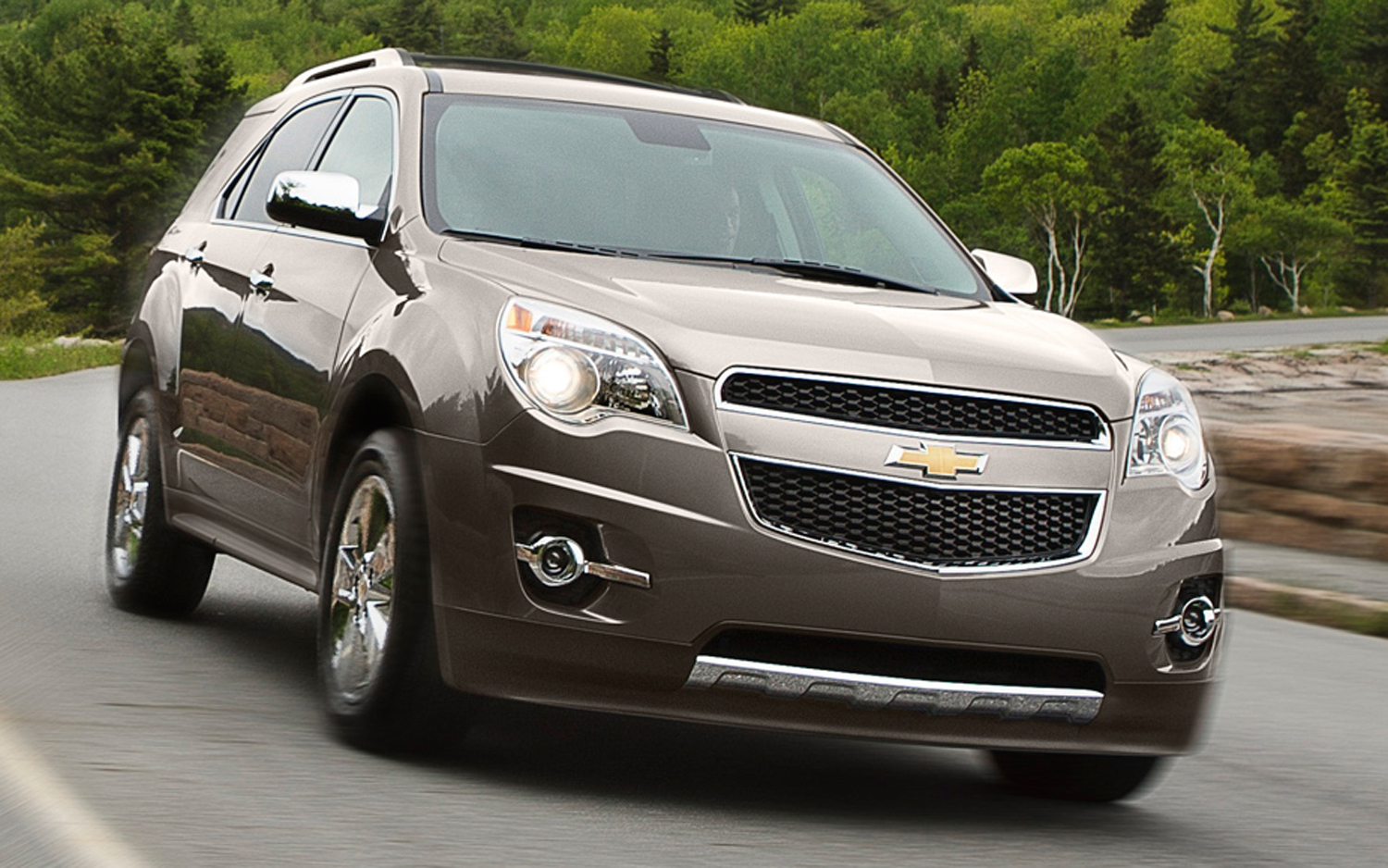 Chevrolet equinox 2014 photo - 6