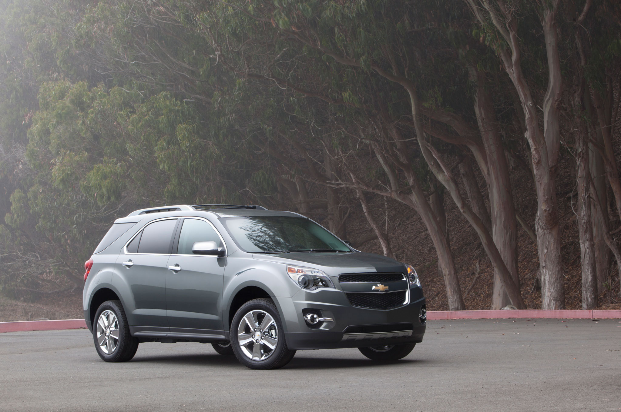 Chevrolet equinox 2015 photo - 3