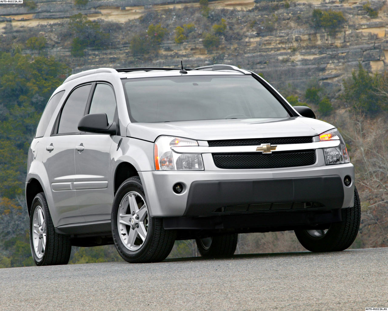 Chevrolet equinox 2015 photo - 4