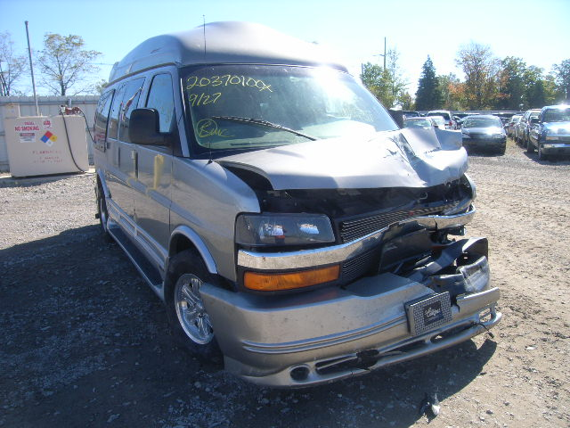 Chevrolet express 2003 photo - 1