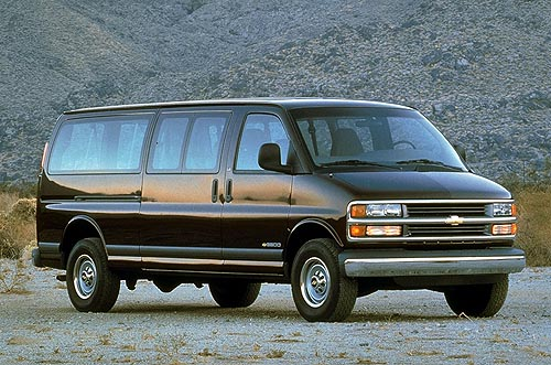 Chevrolet express 2003 photo - 2