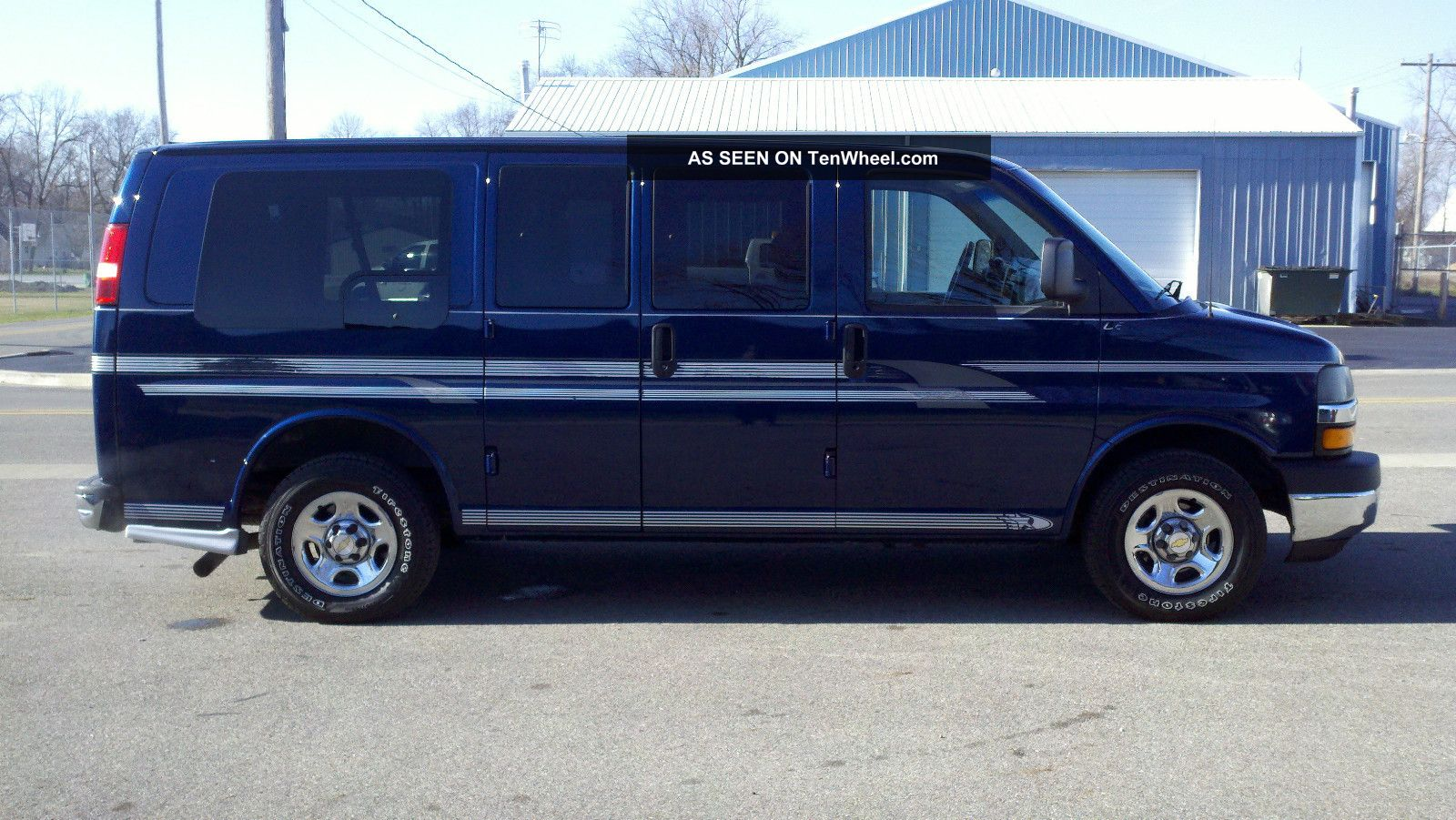 Chevrolet express 2003 photo - 4