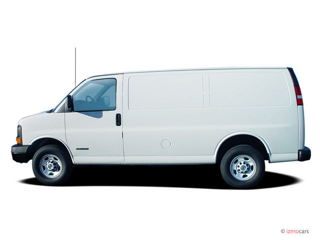 Chevrolet express 2005 photo - 3