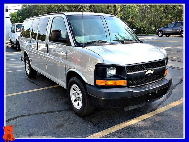 Chevrolet express 2009 photo - 3