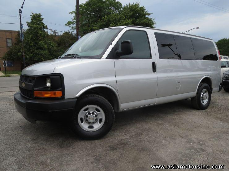 Chevrolet express 2011 photo - 6