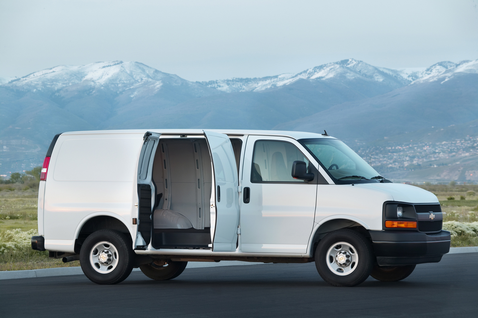 Chevrolet express 2014 photo - 3