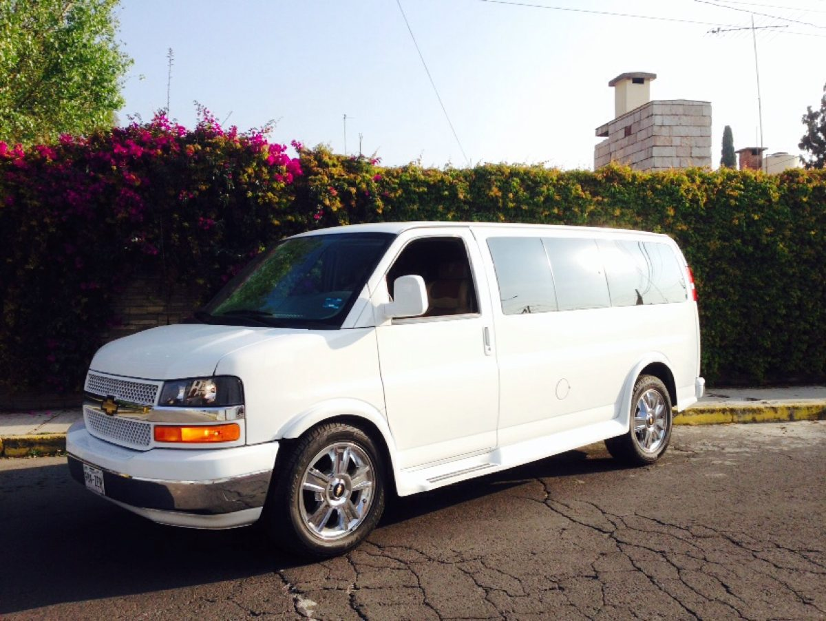 Chevrolet express 2014 photo - 6