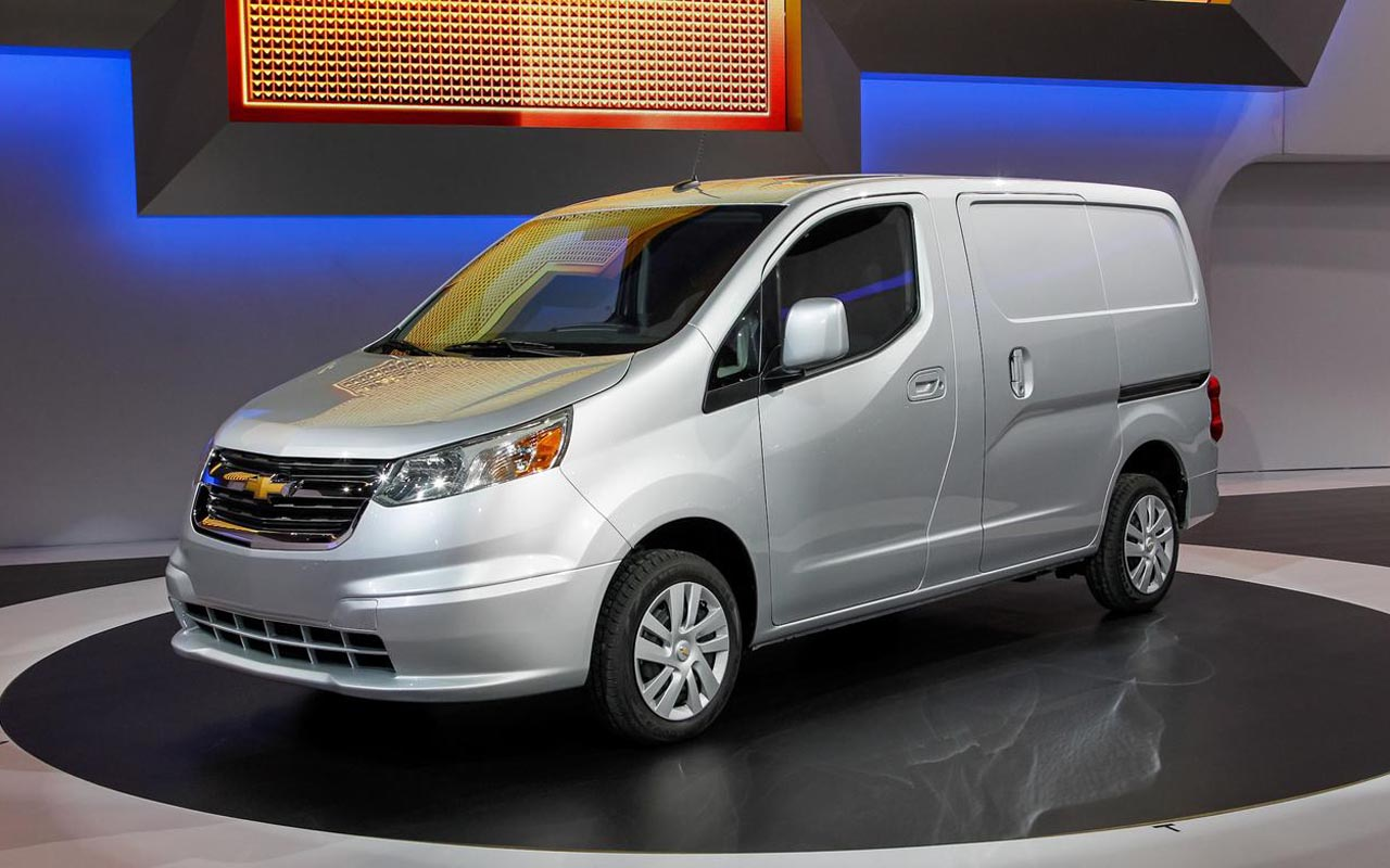 Chevrolet express 2015 photo - 4