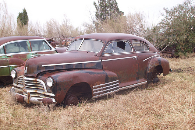 Chevrolet fleetline 1946 photo - 2