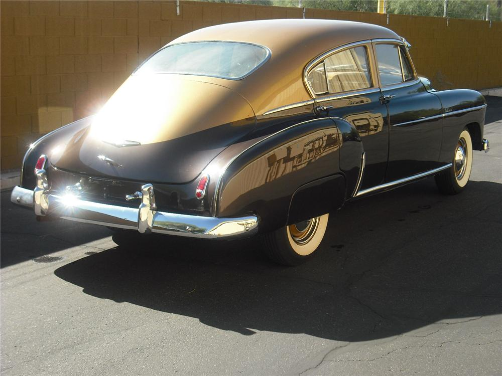 Chevrolet fleetline 1949 photo - 2
