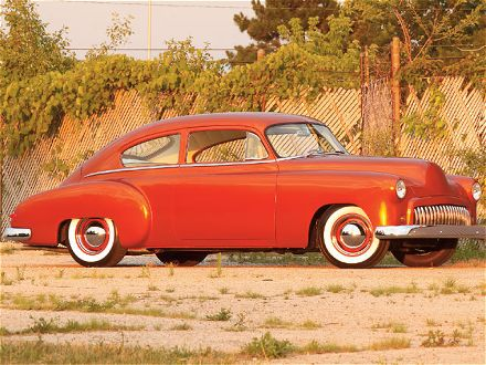 Chevrolet fleetline 1949 photo - 4