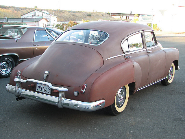 Chevrolet fleetline 1950 photo - 3