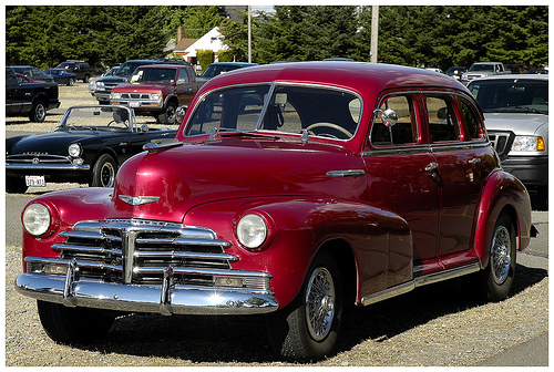 Chevrolet Fleetmaster 1948 photo - 3