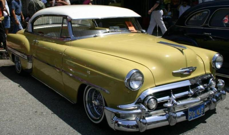 Chevrolet Impala 1953 Review Amazing Pictures And Images Look At