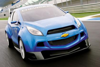 Chevrolet Kalos 2014 photo - 1