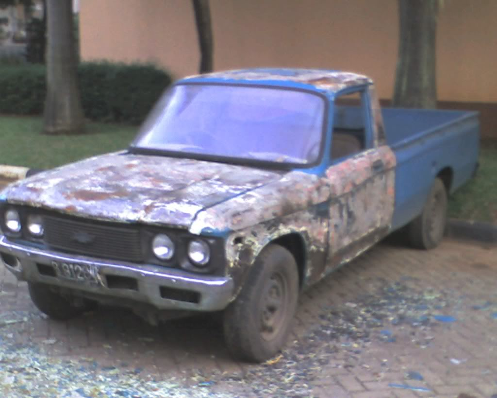 Chevrolet LUV 1981 photo - 2
