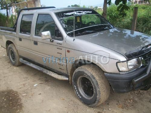 Chevrolet luv 1992 photo - 4