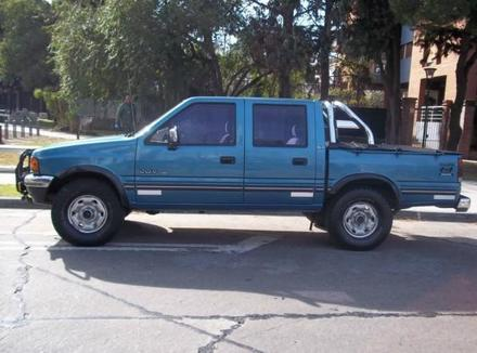 Chevrolet luv 1998 photo - 2
