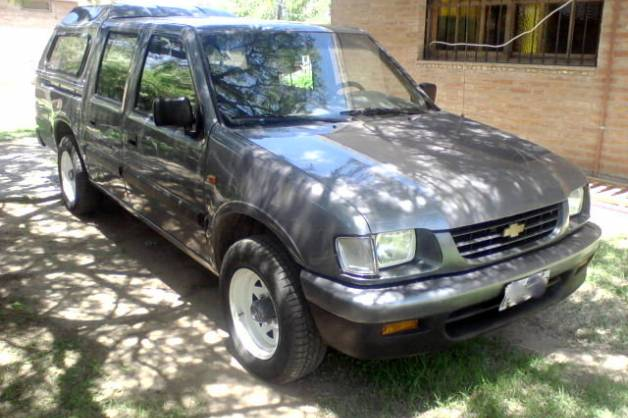 Chevrolet luv 1998 photo - 3