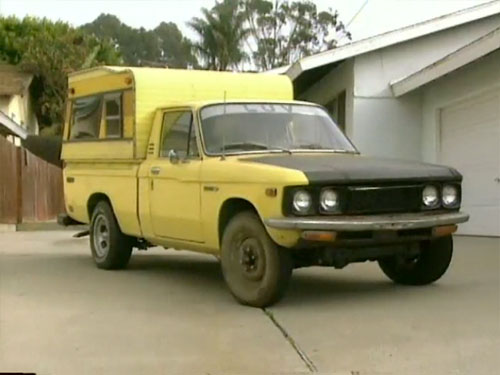 Chevrolet luv 2004 photo - 2