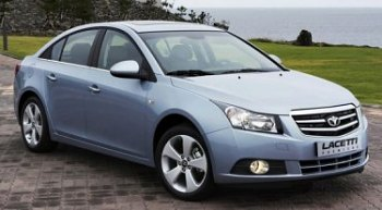 Chevrolet lacetti 2009 photo - 5