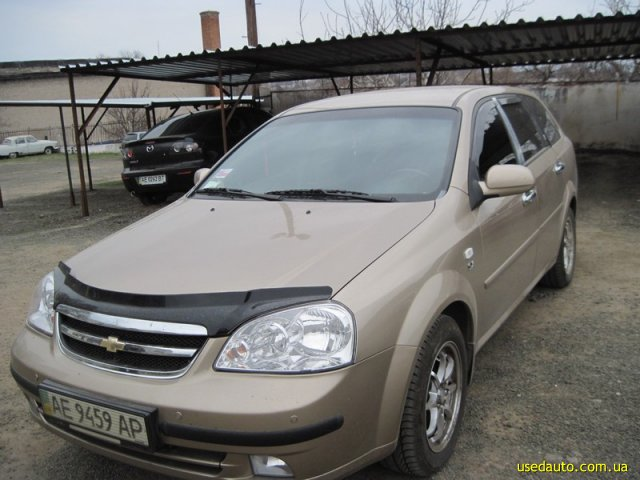 Chevrolet lacetti 2010 photo - 2