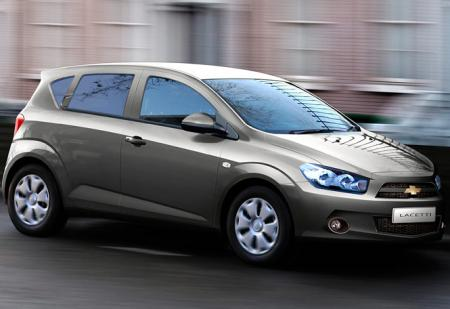 Chevrolet lacetti 2012 photo - 2