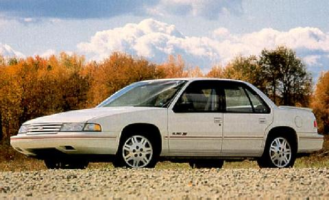 Chevrolet lumina 1992 photo - 4