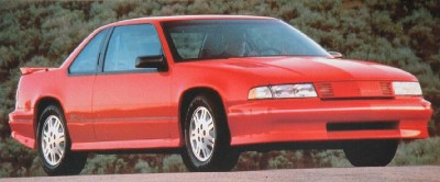 Chevrolet lumina 1992 photo - 5
