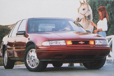 Chevrolet Lumina 1994 photo - 5