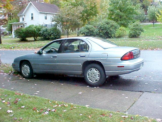 Chevrolet lumina 1995 photo - 5