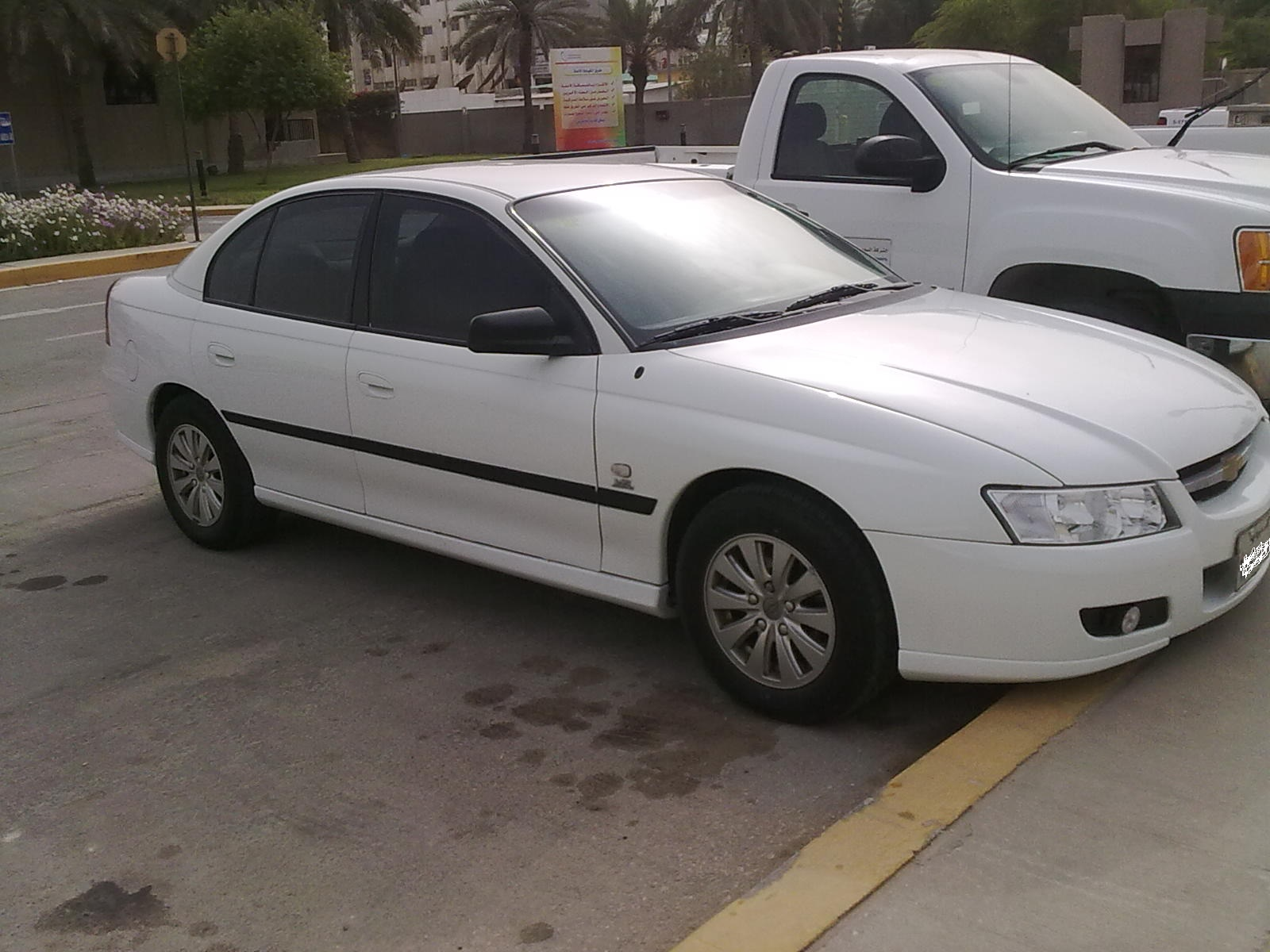 Chevrolet lumina 2005 photo - 1